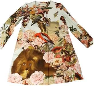 Mary Katrantzou Multicolour Cotton Coat for Women