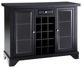 Crosley LaFayette Sliding Top Bar Cabinet