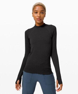 Lululemon Keep The Heat Thermal Long Sleeve