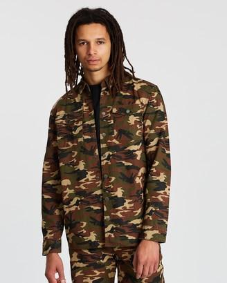 Locale Camo Worker Jacket
