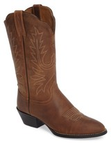 Ariat Women's Heritage Western R-Toe Boot