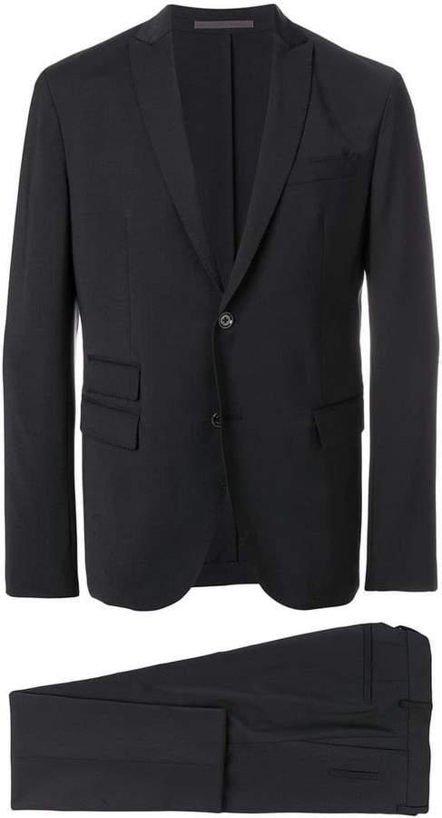 Eleventy slim-fit formal suit