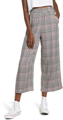 Volcom Fad Friend Plaid Crop Pants