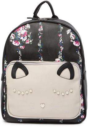 Betsey Johnson Animal School Backpack