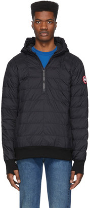 Canada Goose Black Wilmington Jacket