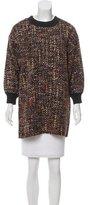 Dolce & Gabbana Wool-Blend Bouclé Sweater