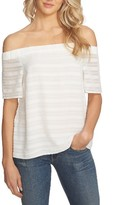 1 STATE Women's 1.state Off The Shoulder Top