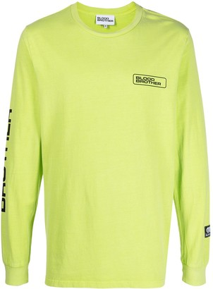 Blood Brother Sloane long-sleeve T-shirt