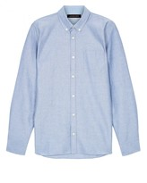 Jaeger Cotton Oxford Shirt