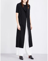 Dion Lee Tailored Coil wool-canvas jacket