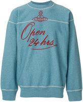 Vivienne Westwood printed jumper