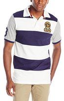 U.S. Polo Assn. Men's Rugby Striped Polo Shirt