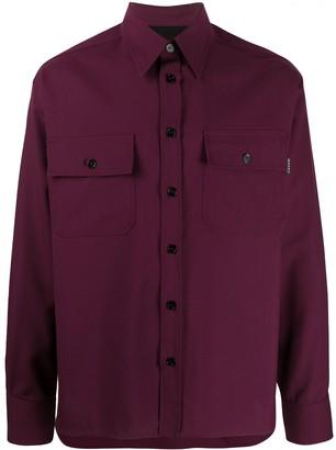 Marni Chest Pocket Chore Shirt