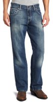 Wrangler Men's Tall Retro Mid Rise Relaxed Fit Boot Cut Jean
