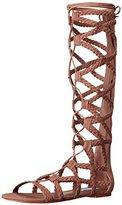 Steve Madden Women's Sammson Gladiator Sandal
