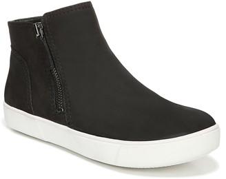 Naturalizer Leather Sneaker Booties - Miranda