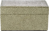 Barneys New York Shagreen-Effect Small Box