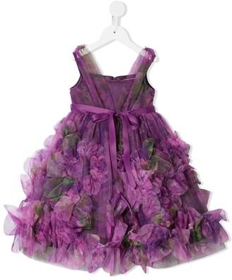 Marchesa Notte Mini Juliet tulle dress