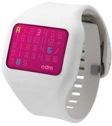 o.d.m. Unisex DD126-07 Illumi Digital Watch