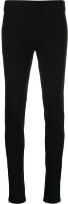 Joseph pinstripe skinny fit trousers