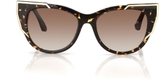 Thierry Lasry Butterscotchy Sunglasses in Tortoiseshell
