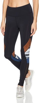 Shape Fx Women's Pacesetter Color Block Legging