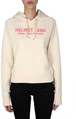 Helmut Lang Namesake Slim Hoodie