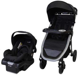Safety 1st Agility 4/ Stryde Travel System OB35 - Carbon Black