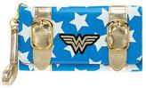 Bioworld Wonder Woman Logo Satchel-Style Tri-Fold Wallet
