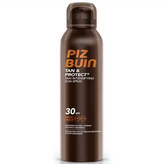 Piz Buin Tan and Protect Spray SPF 30 150ml