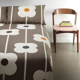 Orla Kiely Giant Abacus Quilt Cover Set Mushroom