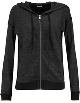 Splendid Hooded Jersey Jacket
