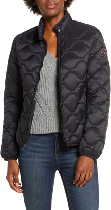 UGG Selda Packable Water Resistant Quilted Jacket