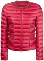 Moncler Palmier padded jacket - women - Goose Down/Polyamide - 2