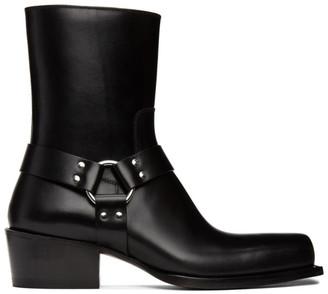 DSQUARED2 Black Rider Boots