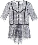Veronica Beard lace top