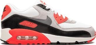 Nike Kids TEEN Air Max 90 Prem Mesh sneakers
