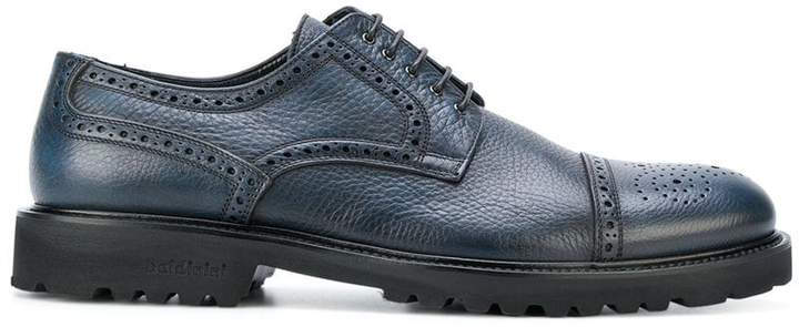 Baldinini textured brogues