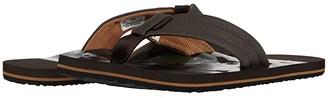 Reef Waters (Brown Camo) Men's Sandals