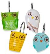Bed Bath & Beyond Give A Hoot Shower Curtain Hooks