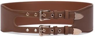 Gabriela Hearst Minerva leather belt