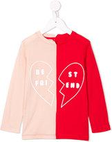 Stella McCartney Bella best friends sweatshirt