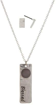 Viola Blessed Necklace Set