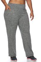 Tek Gear Plus Size Bootcut Workout Pants