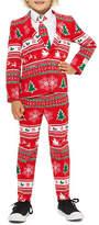 Opposuits Slim-Fit Winter Wonderland Suit