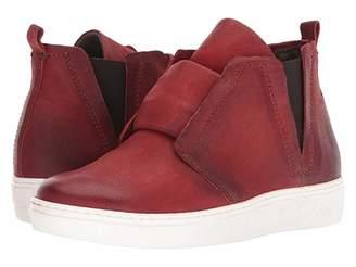 Miz Mooz Laurent (Red) Women's Slip on Shoes