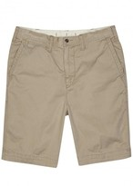 Polo Ralph Lauren Stone Cotton Twill Shorts
