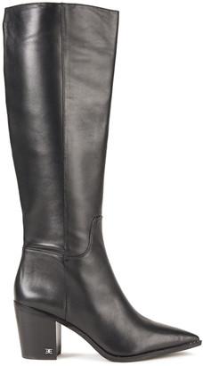 Sam Edelman Lindsey Leather Knee Boots