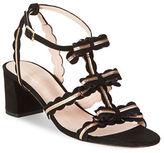 Kate Spade Medea Suede Bow Sandals