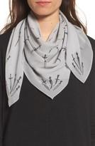 Rag & Bone Women's Dagger Print Silk Scarf